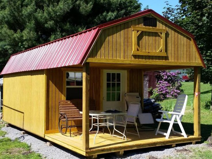 Pin by Desiree Clark on maine cabin Old hickory sheds