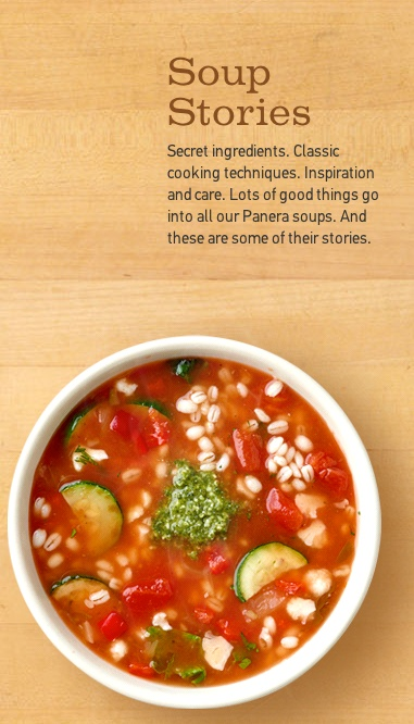 Panera Soups Are Inspired By Special Recipes And Techniques Discover Our Classic Cooking