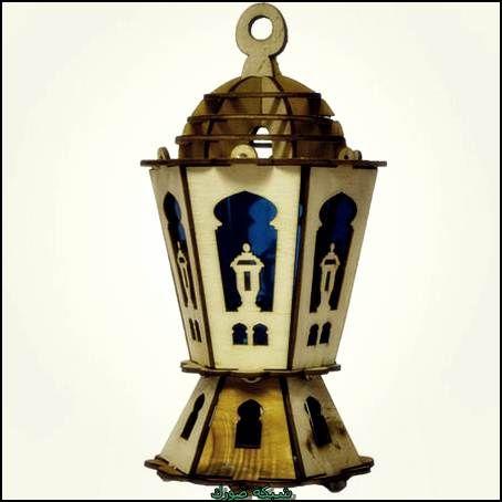 فانوس رمضان اجمل الصور تعلم كيف تصنع فانوس Wood Decor Lamp