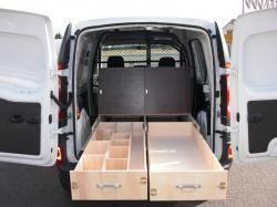 Aménagement pour Renault Kangoo - Amenagement de véhicules utilitaires