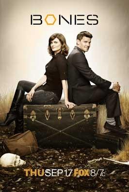 Bones (TV) - 27 x 40 TV Poster - Style Y