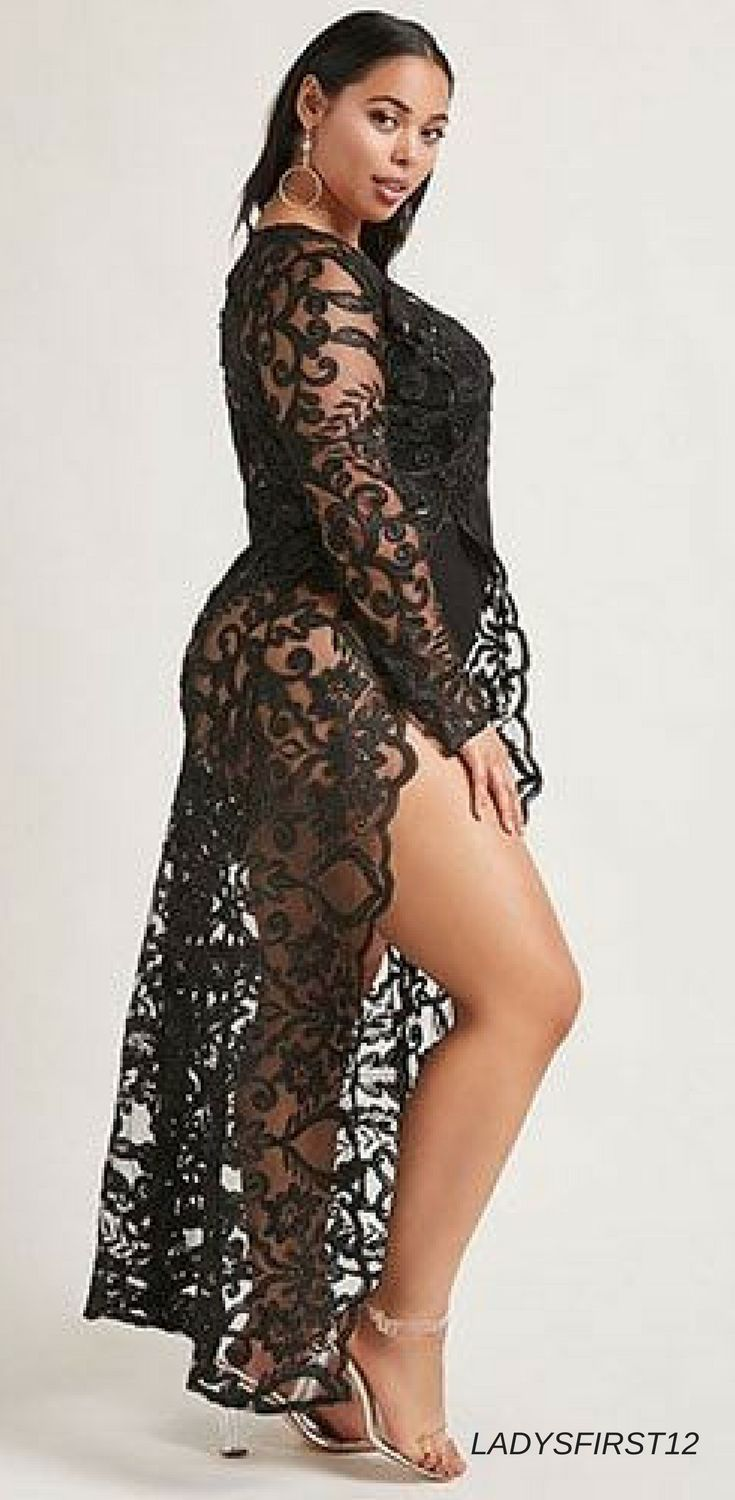 Plus Size Embroidered Dress CLICK FOR DETAILS