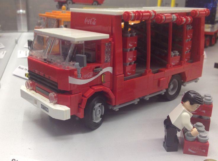 Lego Star Coca Cola
