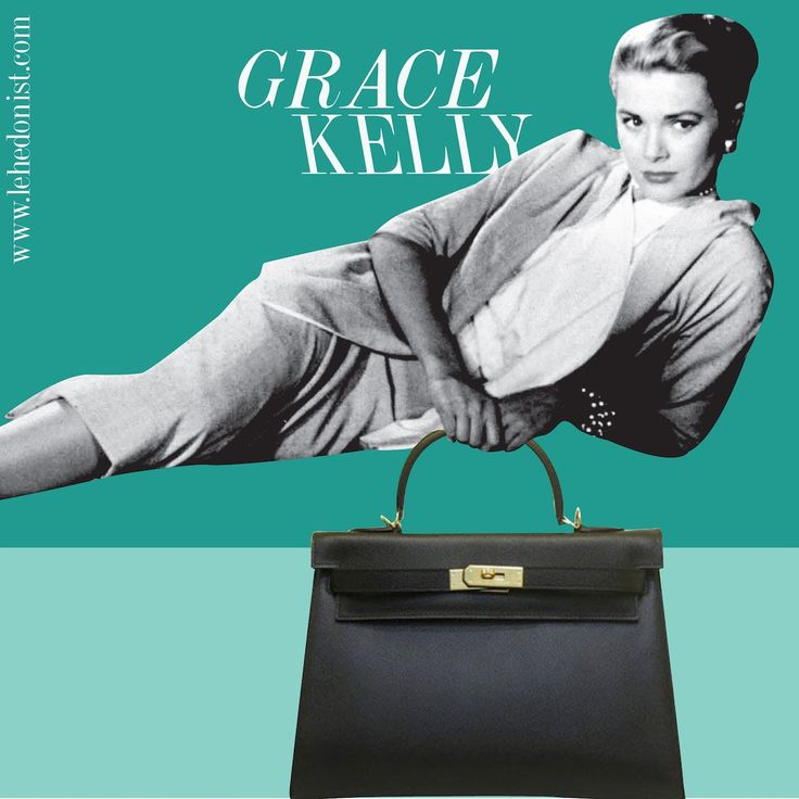 Named after one of the biggest style icons of our times- Grace Kelly, the Kelly bag is a cult bag coveted almost as much if not more than the Birkin. The bag was actually named after the star because it was a great favourite of hers. The bag symbolises the classic sophistication and poise epitomised by Grace Kelly and is a luxury staple.