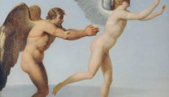 Icarus, de man die wilde vliegen (Griekse mythologie)
