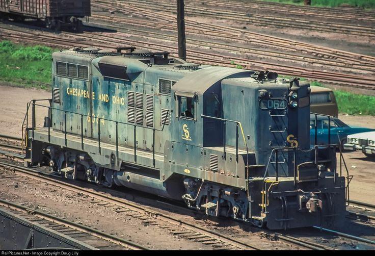 Photo CO 6064 Chesapeake & Ohio (C&O