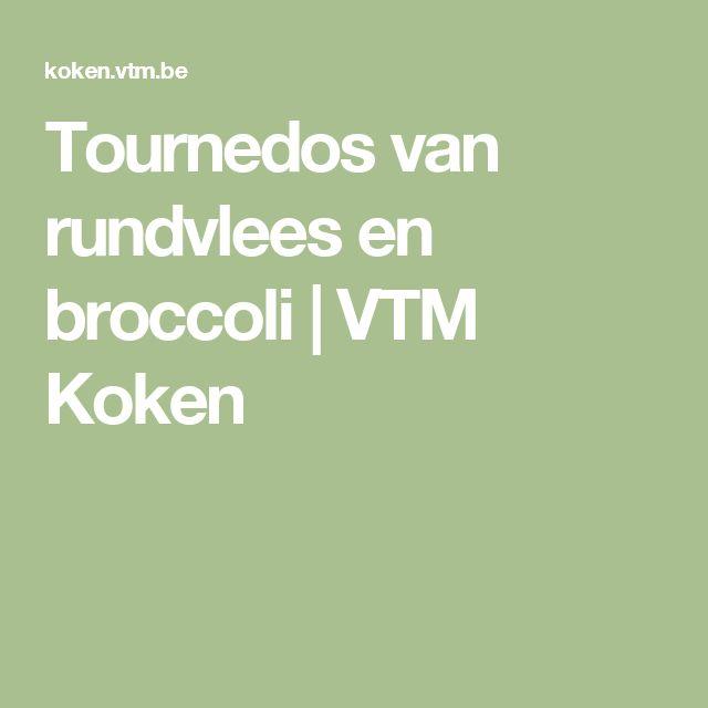 Tournedos van rundvlees en broccoli   VTM Koken