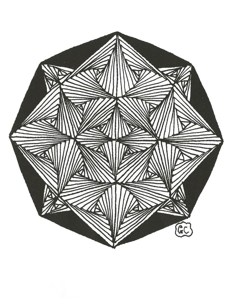 Zen Doodle Adult Coloring and Activity Book Over 100 Designs – Kay's Crochet Patterns