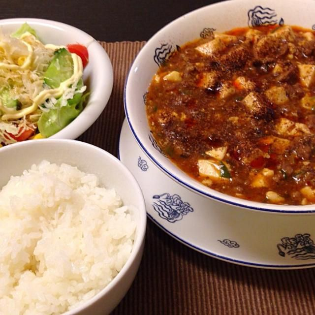 四川省成都市「陳麻婆」の調味料を使いました。 - 133件のもぐもぐ - 陳麻婆豆腐 by UsedChef