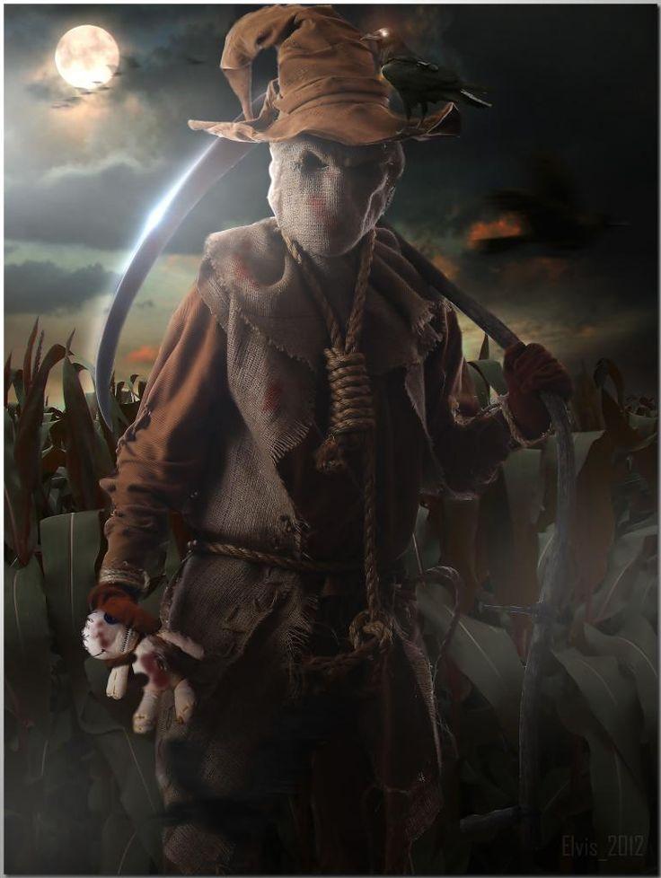 scarecrow terrifying - Buscar con Google