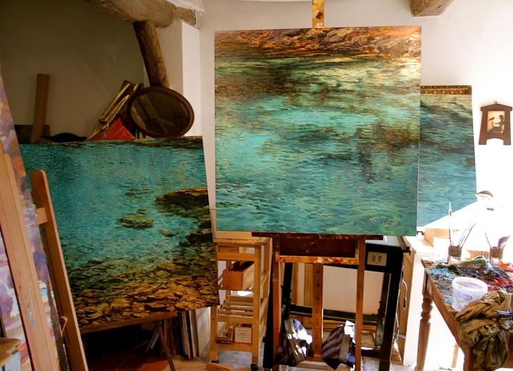 Water Paintings | Muse and News Blog