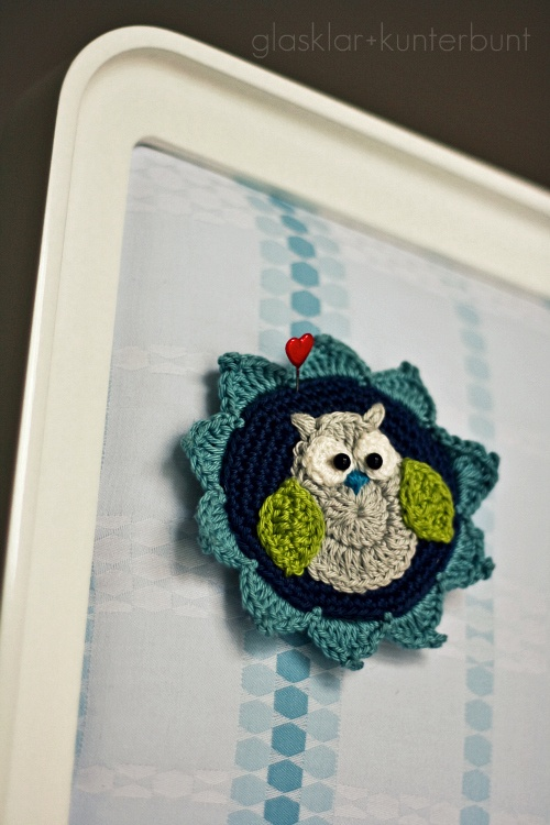 Amigurumi Cute Owl Twins : 17 Best images about uilen...owls on Pinterest Free ...