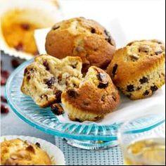 Airfryer Cranberry Muffins @ allrecipes.com.au