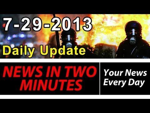 News In Two Minutes - Tunisian Revolution - Rare Superbug - US Nuc. Shutdown - Prepper Survival News