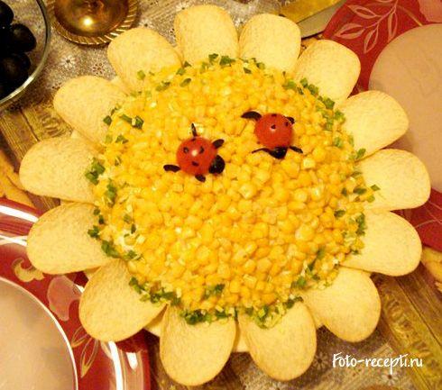 Рецепты салатов с маринованными грибами с фото