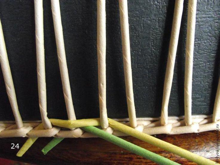 Осваиваем азы плетения. Часть первая - Ярмарка Мастеров - ручная работа, handmade