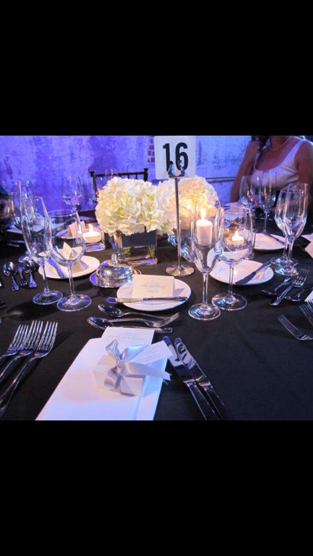 Table setting for wedding #ideas #bride