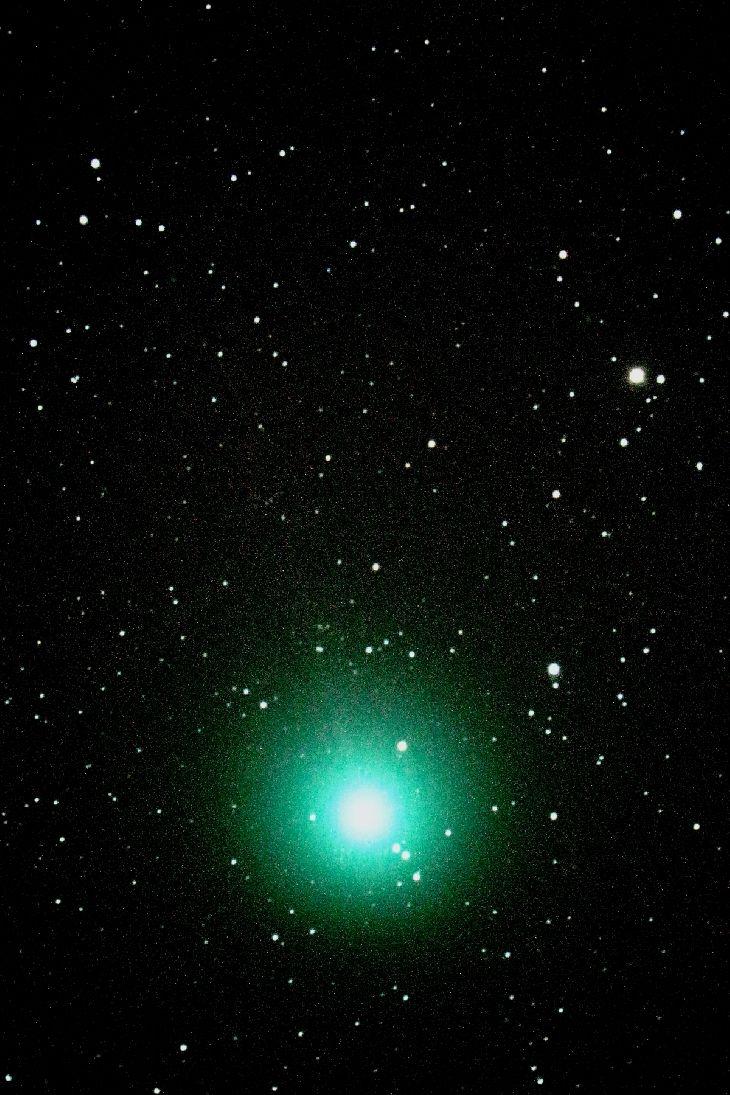 Comet C/2014 Q2 Lovejoy Taken by Gary on December 25, 2014 @ Fort Davis, TX