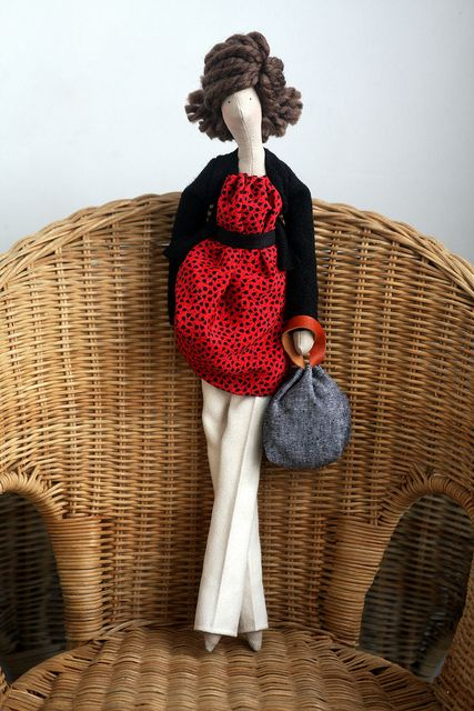 Anna by made by agah, via Flickr