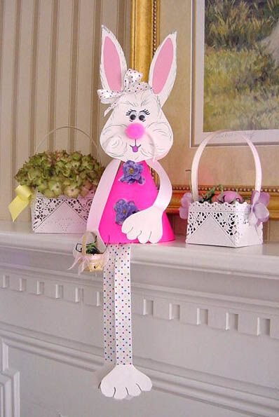 paper-easter-bunny