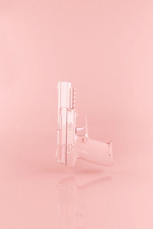 """""""Pink Gun"""" by Zurbi Created with 3DSMax"""
