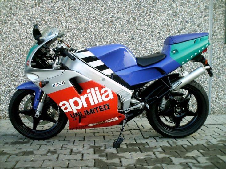 Aprilia AF1 125 Sintesi Replica