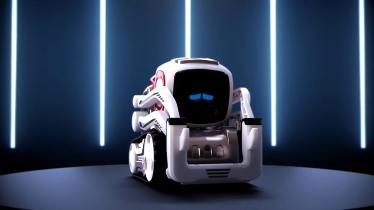 Anki Cozmo Robot is a gifted little guy who's got a mind of his own