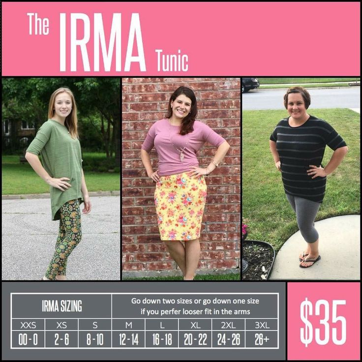 Irma https://www.facebook.com/groups/lularoejilldomme/