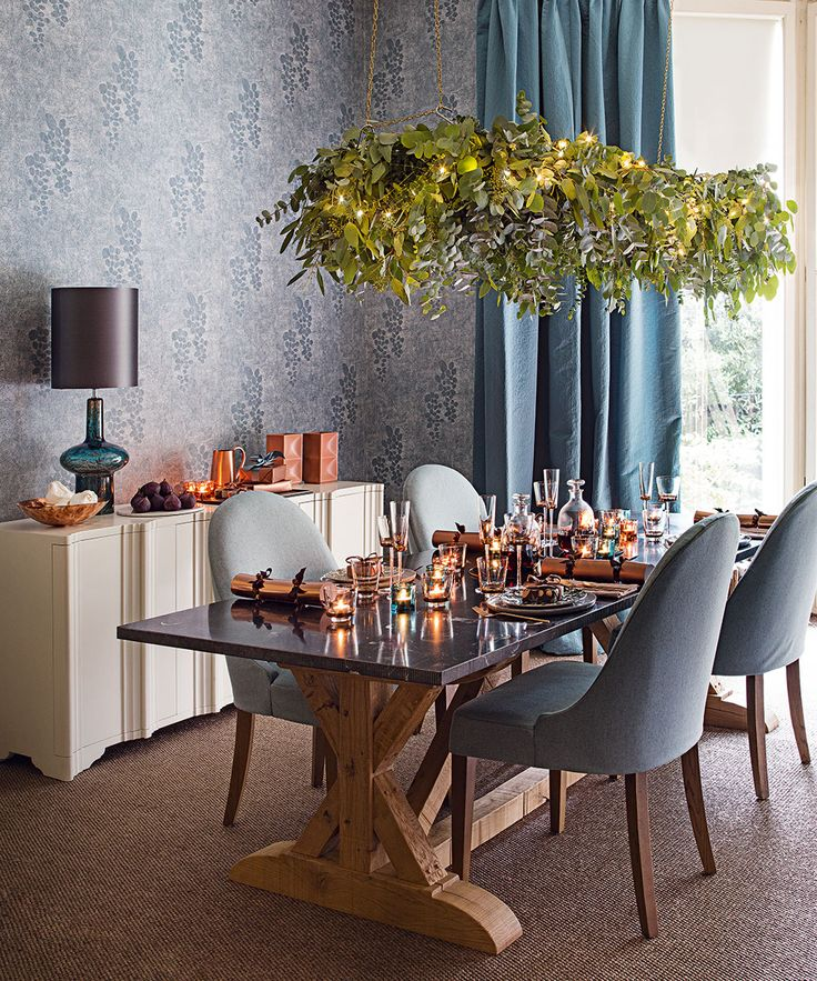 Set The Mood For Everything: Dining Table Lighting Ideas Fixture