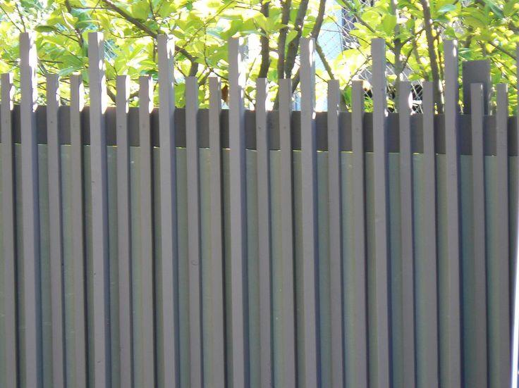 Wooden Fence Designs Ideas