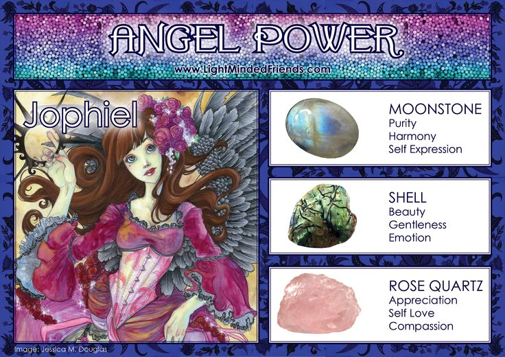 Angel Power: Jophiel!