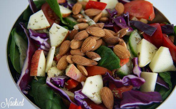 Recept: Frisse rode kool salade - Naoki.nl