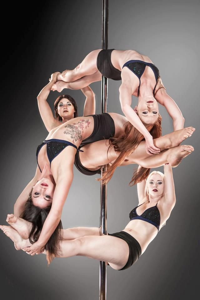 Pole Picture of the Day: JAGGED: A Contemporary Pole Dance Company, Photography by Nicholas Freeman...