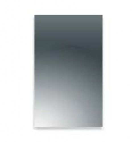 Spiegel infrarood verwarming zonder lijst 60x60 cm 400 Watt