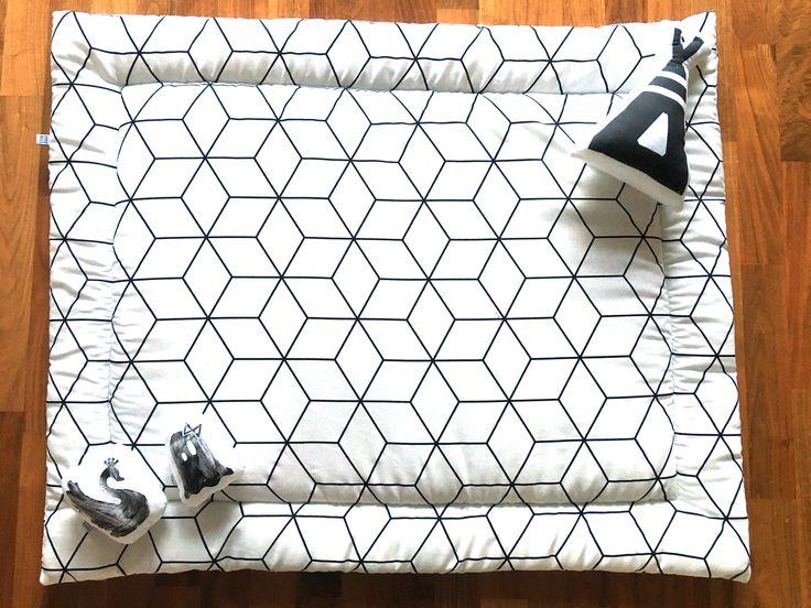 boxkleed grid kubusjes