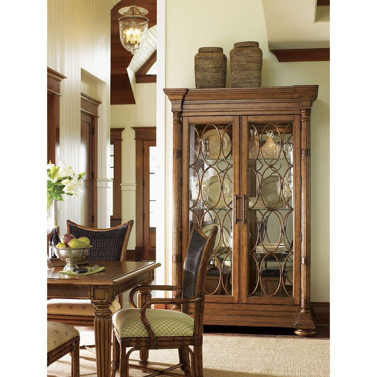 Lexington Island Estate Mariana Display Cabinet 531 864