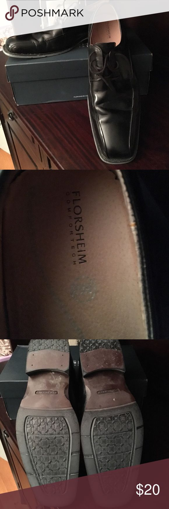 Florsheim Alavla Shoes size 13 Men's Worn twice--men's shoes. Florsheim Shoes