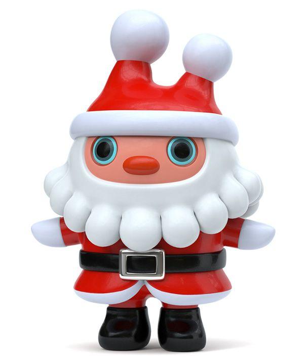 Hong Kong PopCorn Christmas on Behance