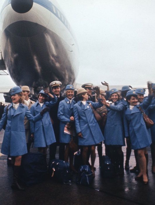 A Look Back at the Early Days of the Boeing 747