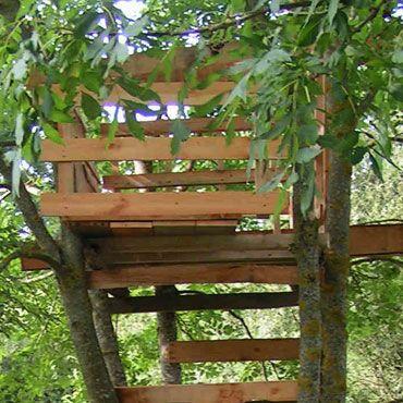 17 meilleures id es propos de comment construire une cabane sur pinterest cabane construire. Black Bedroom Furniture Sets. Home Design Ideas
