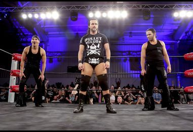 Ring of Honor World Champion talks wrestling in the UK and WWE future