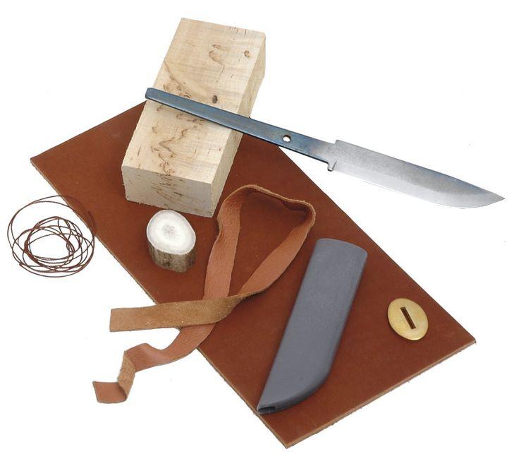 Scandinavian Knife Making Kit