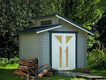 die 9 besten bilder zu moderne gartenhäuser auf pinterest | wohnen ... - Moderne Gartenhuser Zum Wohnen