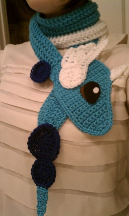 Dragonair Amigurumi Pattern : 1000+ images about pokemon on Pinterest Free pattern ...