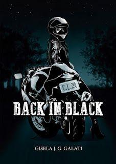 """Livro """"Back in Black"""" ~ Bruna Sousa - Design & Illustration"""