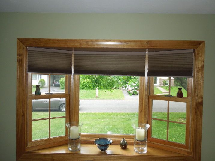 Cellular Blinds For Bay Windows Google Search