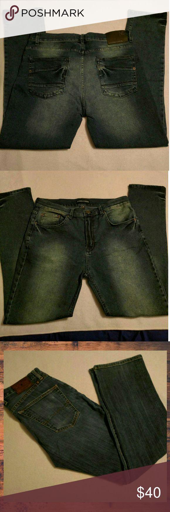 NWOT- men's modern culture skinny jeans 34/30 Brand New without tags- men's modern culture skinny jeans size 34/30 modern culture Jeans Skinny