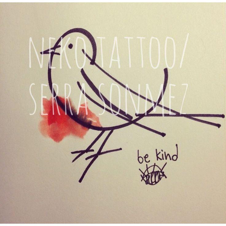 Be kind / Neko Tattoo & Art Studio