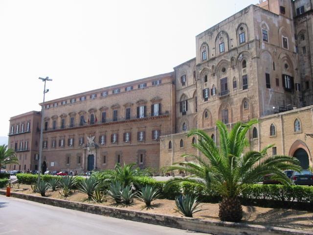 Palazzo Reale- Palermo