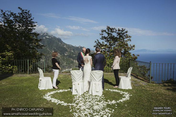 elopement wedding in ravello mario capuano local wedding planner